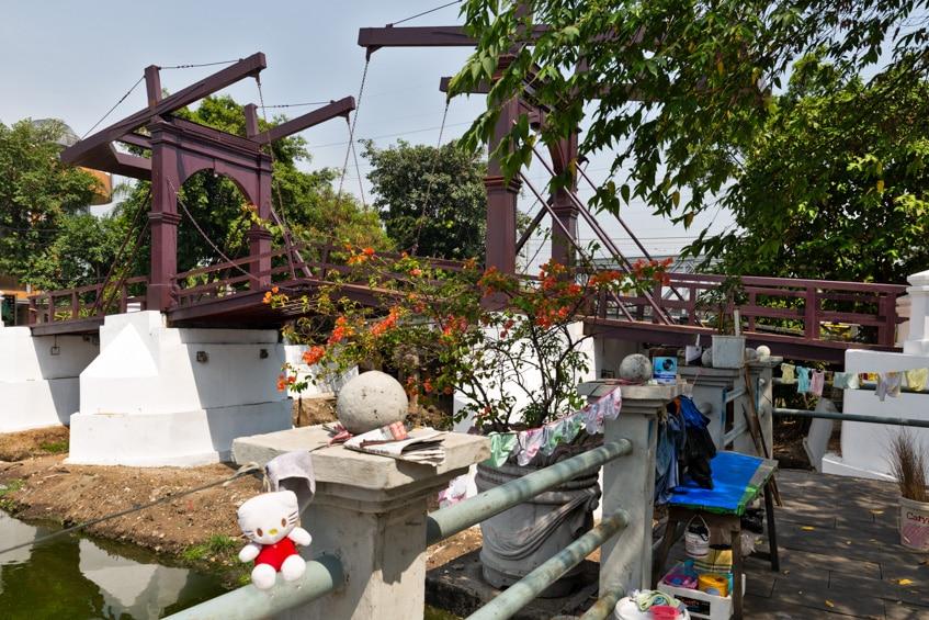 The Historic Dutch Drawbridge of Jakarta