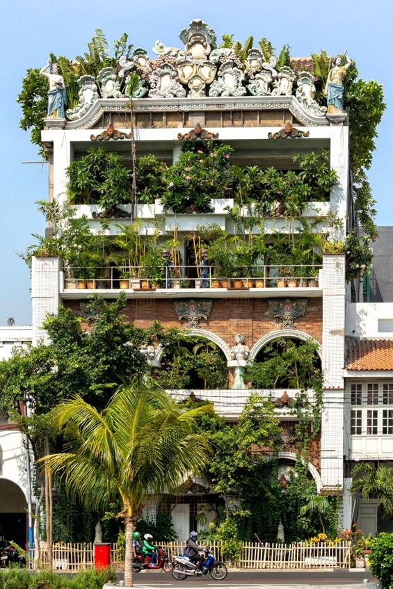 house of Kota Tua