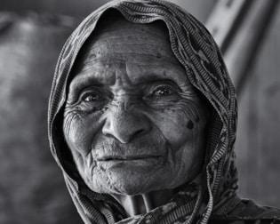 Ngada grandmother, Flores