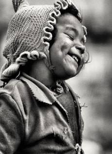 Ladakhi girl